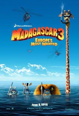 מדגסקר 3 – מקרקסים את אירופה