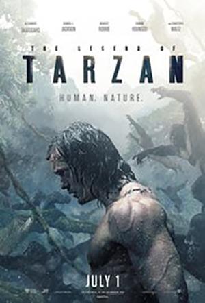 האגדה של טרזן
