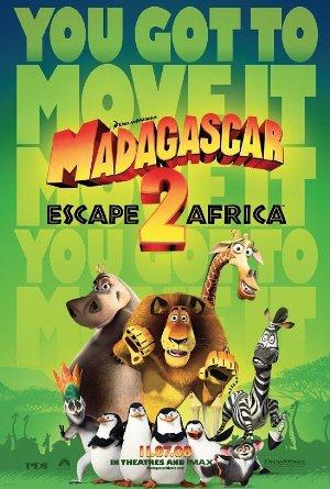 מדגסקר 2: הבריחה לאפריקה