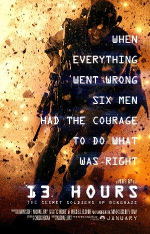 13 שעות: החיילים הסודיים של בנגאזי