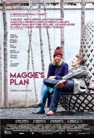 הרומן של מגי