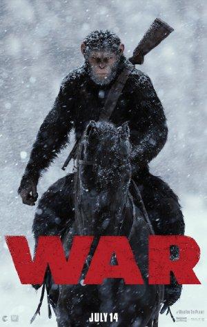 כוכב הקופים: מלחמה