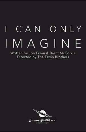 אני יכול רק לדמיין